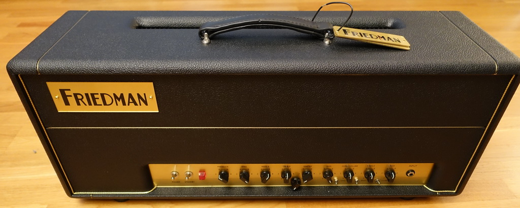 what an amp   old style marshall plexi in acdc van halen range